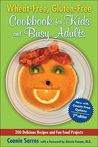 Wheat-Free, Gluten-Free Cookbook for Kids and Busy Adults, Second Edition from McGraw-Hill