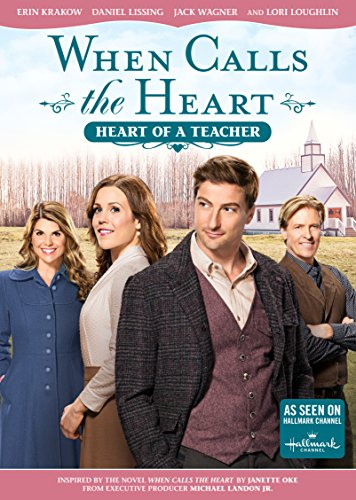 When Calls The Heart: Heart Of A Teacher from Shout Factory