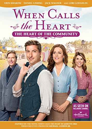 When Calls The Heart: The Heart Of The Community from Shout Factory