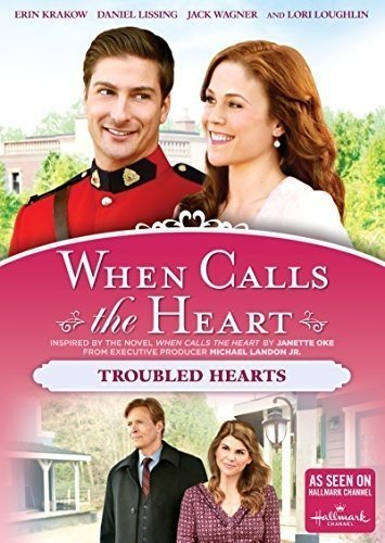 When Calls The Heart: Troubled Hearts from Shout Factory
