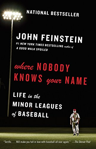 Where Nobody Knows Your Name: Life in the Minor Leagues of Baseball (Anchor Sports) from Anchor Books