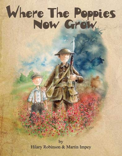 Where The Poppies Now Grow:. CARNEGIE & KATE GREENAWAY MEDAL Nominees 2015 (Poppy) from Strauss House Productions