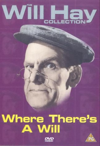 Where There's A Will [DVD] from Cinema Club