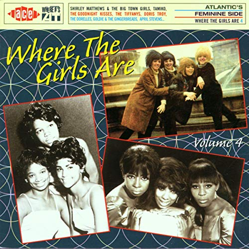 Where the Girls are, Vol. 4 from ACE