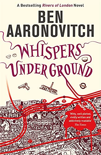 Whispers Under Ground (PC Grant) from Gollancz