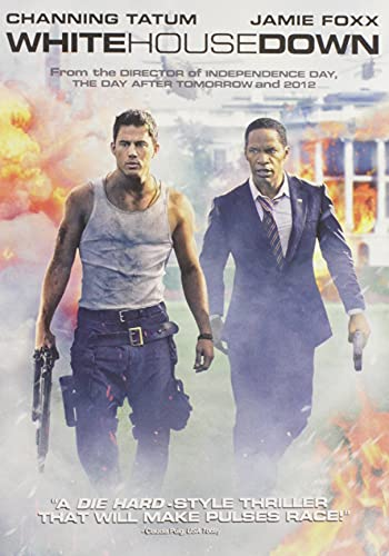 White House Down [DVD] [Region 1] [US Import] [NTSC] from Sony