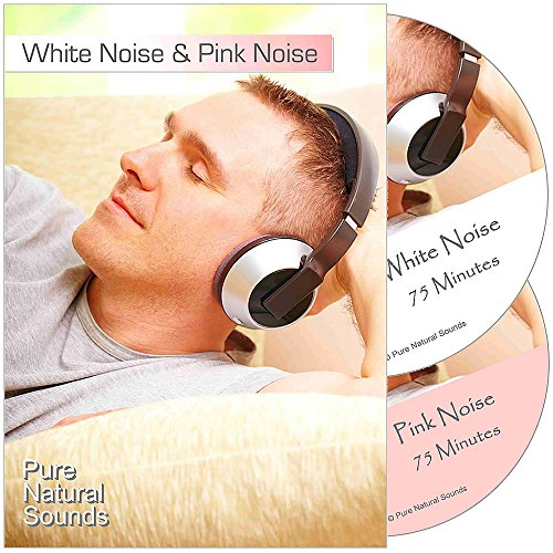 White Noise and Pink Noise for help to get to sleep, help with concentration and Tinnitus masking.