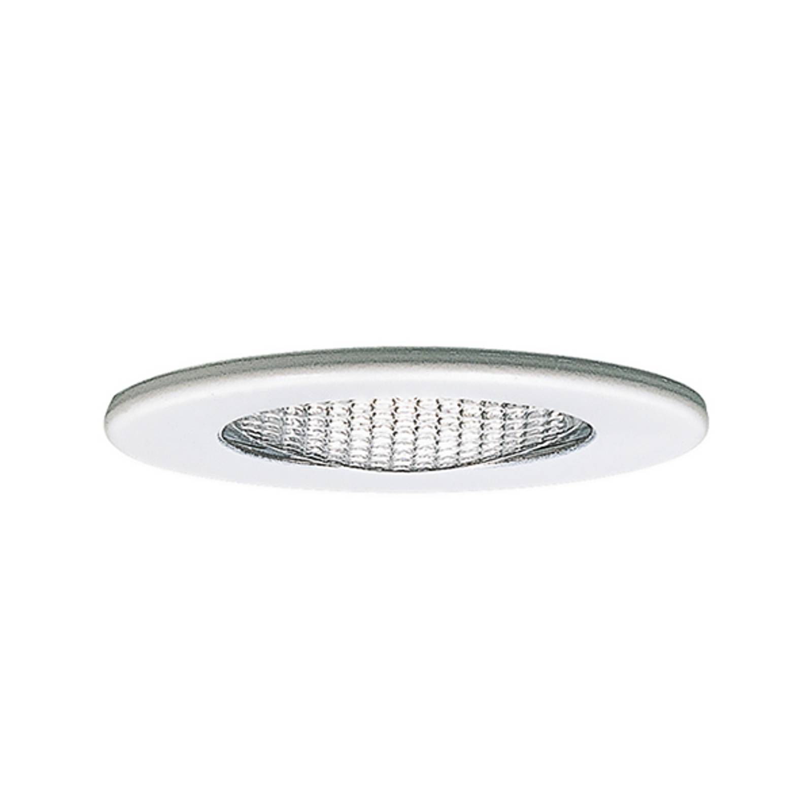 White recessed furniture light Gave 1 x 20 G4 from Paulmann