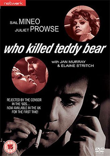 Who Killed Teddy Bear [1965] [DVD] from Network