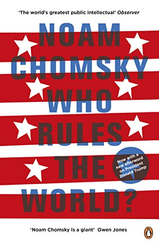 Who Rules the World? from Hamish Hamilton