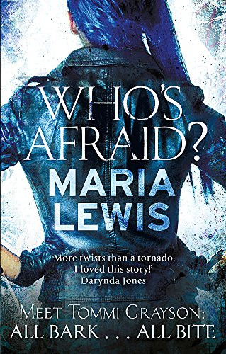 Who's Afraid? from Piatkus