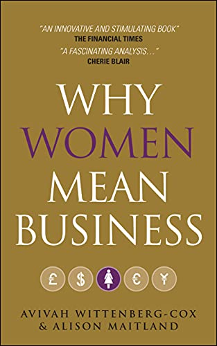 Why Women Mean Business from Jossey-Bass