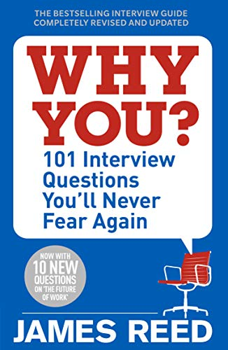 Why You?: 101 Interview Questions You'll Never Fear Again from Portfolio Penguin