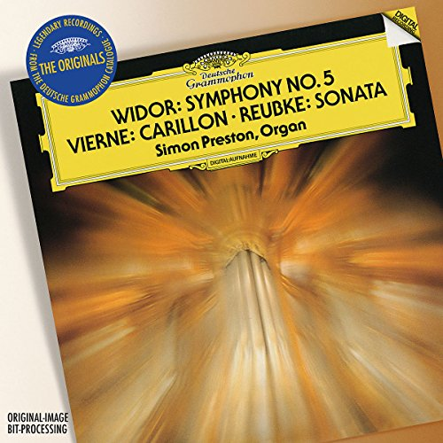 Widor: Symphony No.5 (DG The Originals)