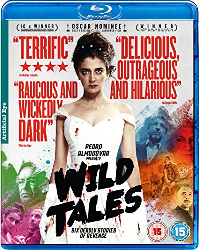 Wild Tales Blu-ray from Artificial Eye