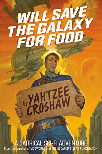 Will Save the Galaxy for Food from Dark Horse Comics