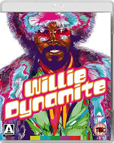 Willie Dynamite [Blu-ray] from Arrow Video