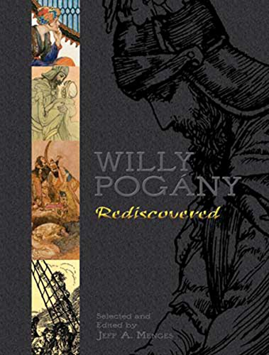 Willy Pogany Rediscovered (Dover Fine Art, History of Art) from Dover Publications Inc.