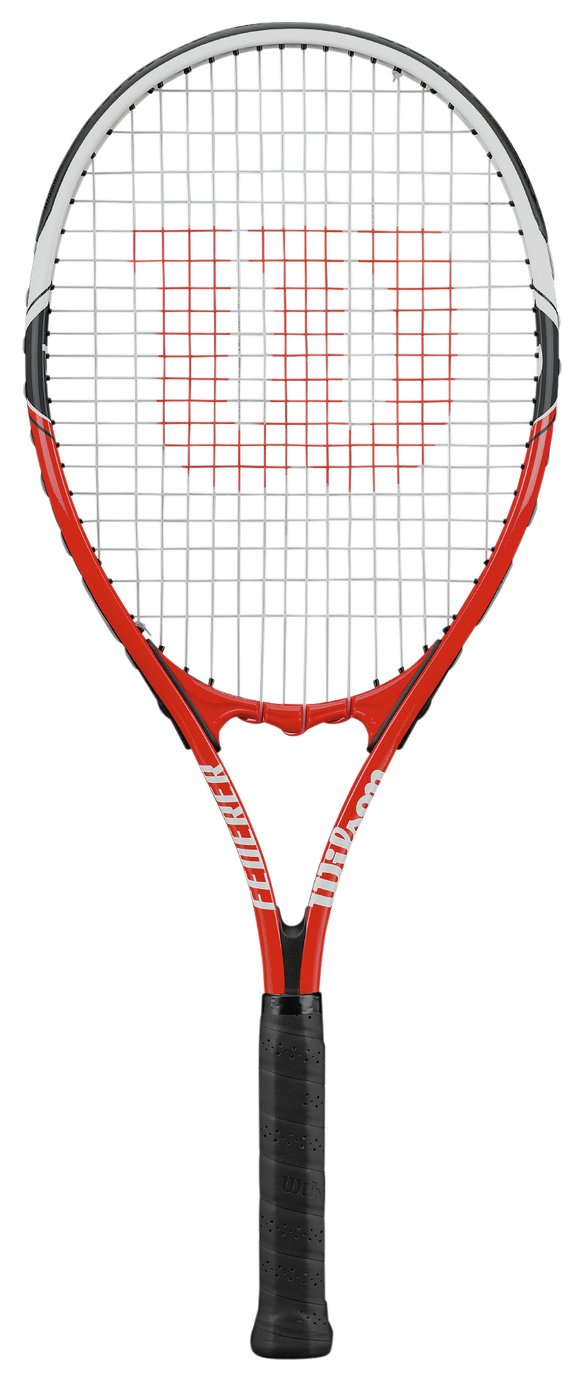 Wilson Roger Federer Adult Tennis Racket - 27 Inch from Wilson
