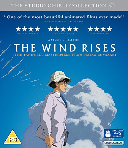 Wind Rises - Double Play [Blu-ray + DVD] [Cardboard Slipcase ] from Studiocanal