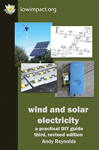 Wind & Solar Electricity from Low-impact Living Initiative (LILI)