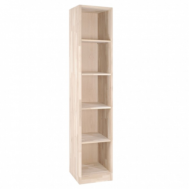 Wine rack PRESTIGE 10, natural oak