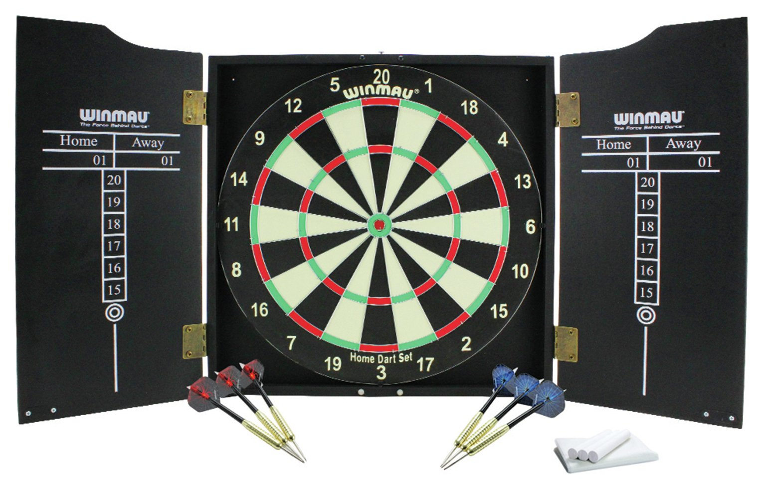 Winmau Home Darts Set. from Winmau