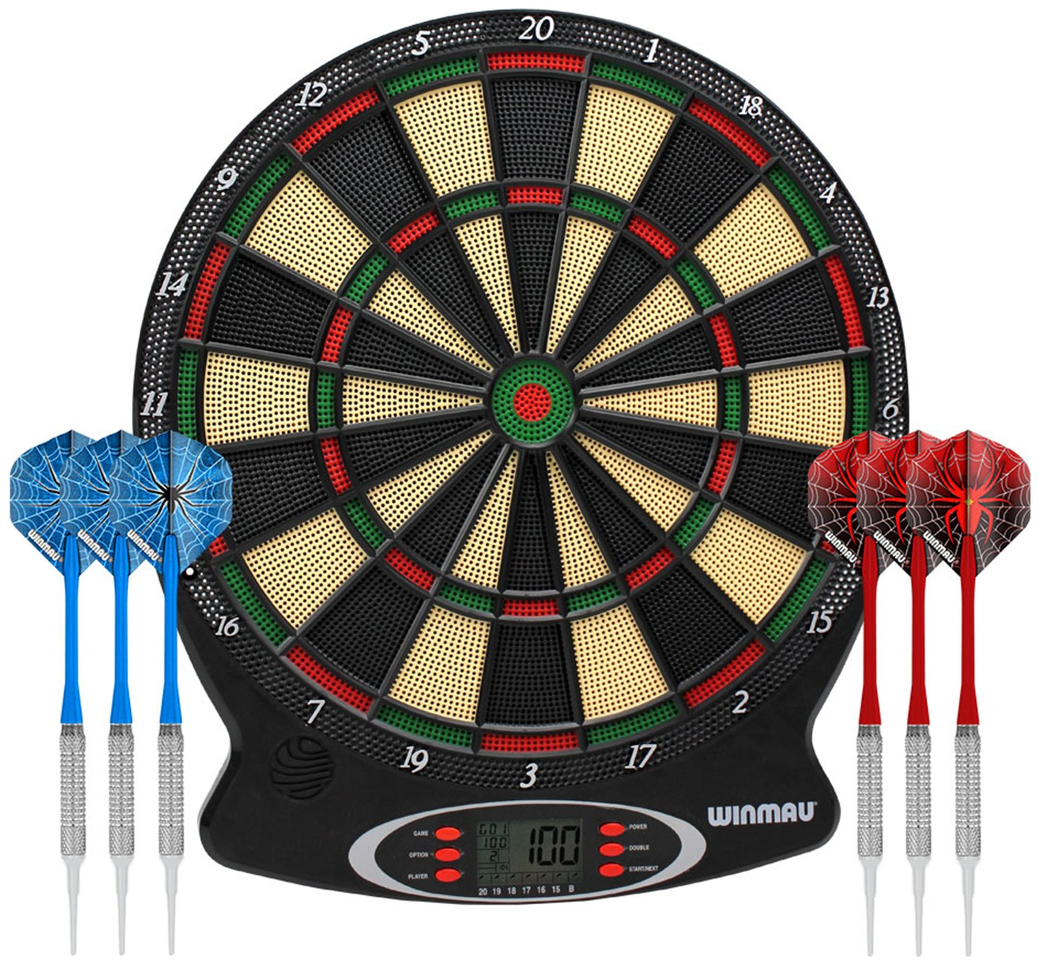 Winmau Soft Tip Dartboard from Winmau