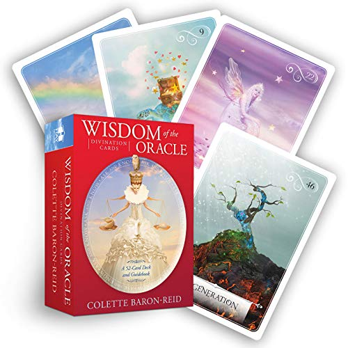 Wisdom of the Oracle Divination Cards: Ask and Know from Hay House Inc