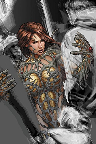 Witchblade Rebirth Volume 2 from Image Comics