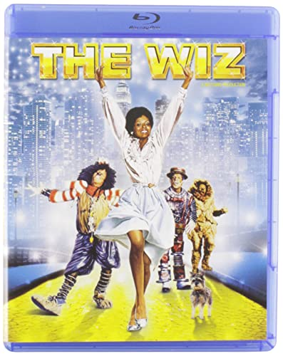 Wiz [Blu-ray] [1978] [US Import] from Universal Home Video
