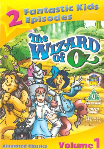 Wizard of Oz - Vol. 1 [DVD] from Boulevard