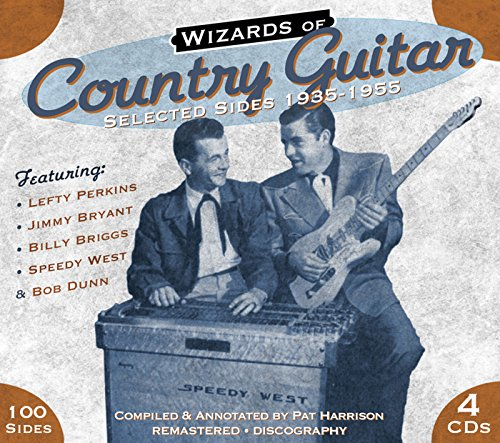 Wizards Of Country Guitar from JSP
