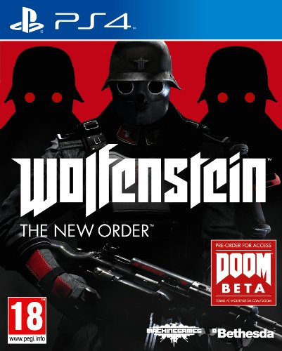Wolfenstein: The New Order (PS4) from Bethesda