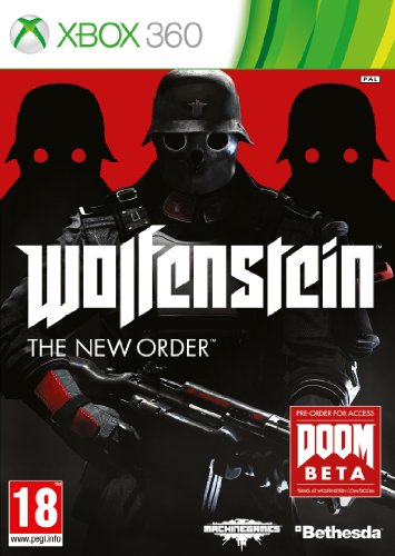 Wolfenstein: The New Order (Xbox 360) from Bethesda