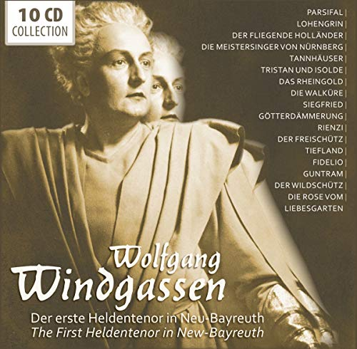 Wolfgang Windgassen: The First Heldentenor in New-Bayreuth from DOCUMENTS