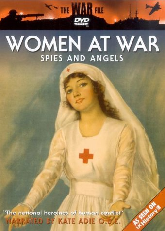 Women At War - Spies And Angels [DVD] from Pegasus