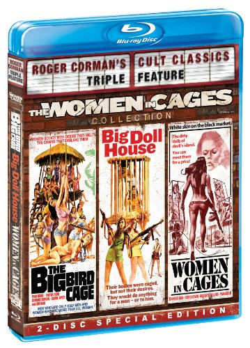 Women in Cages Collection [Blu-ray] [US Import] from Shout Factory