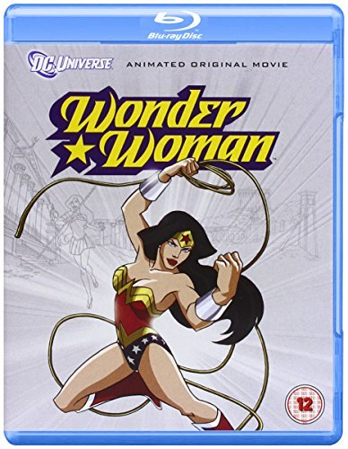 Wonder Woman [Blu-ray] [Region Free] from Warner Home Video