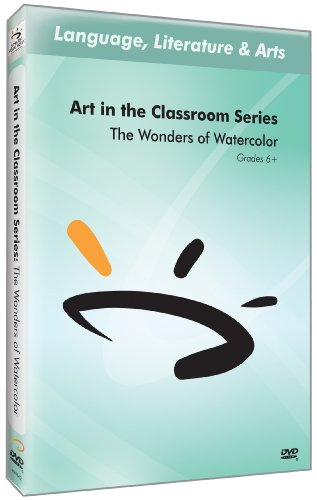 Wonders of Watercolor [DVD] [2001] [Region 1] [US Import] [NTSC]