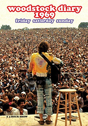 Woodstock Diary 1969 [DVD] [2009] from Wienerworld