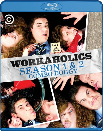 Workaholics: Seasons One & Two [Blu-ray] [US Import] from Paramount Home Video