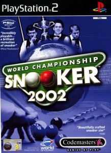 World Championship Snooker 2002 from Codemasters