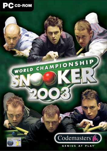 World Championship Snooker 2003 (PC) from Codemasters