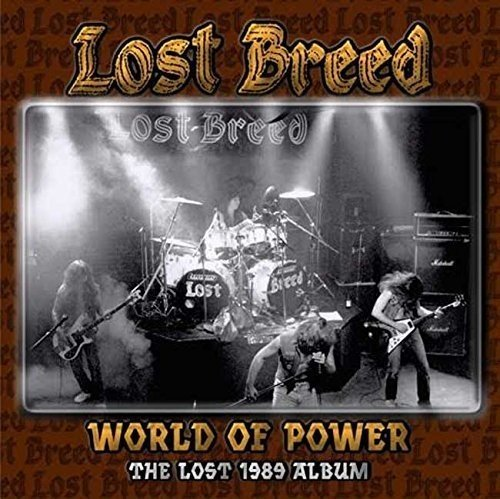 World Of Power - The Lost 1989 Album