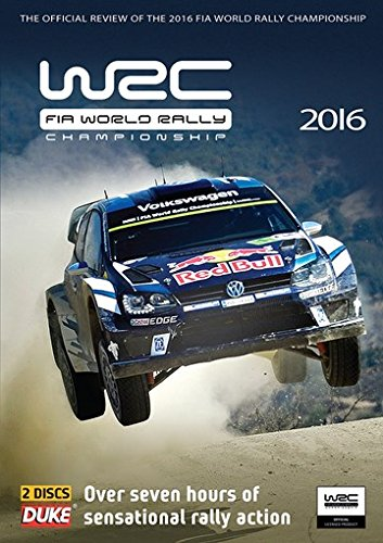 World Rally Championship 2016 Review [DVD] from Duke Marketing