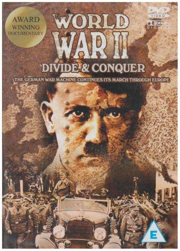 World War 2 - Divide and Conquer [DVD] from Boulevard
