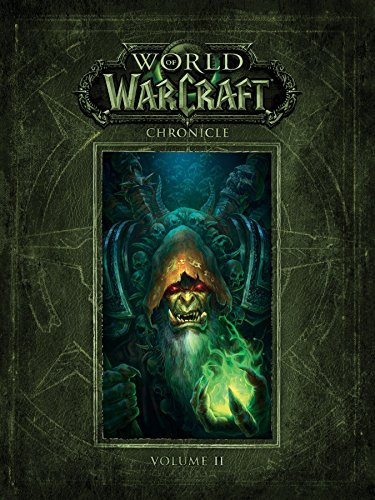 World of Warcraft Chronicle Volume 2 from Dark Horse Comics