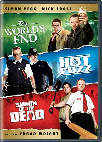 World's End / Hot Fuzz / Shaun of the Dead Trilogy [DVD] [Region 1] [US Import] [NTSC] from Universal Studios