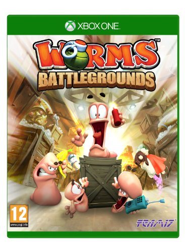 Worms Battlegrounds (Xbox One) from Sold Out
